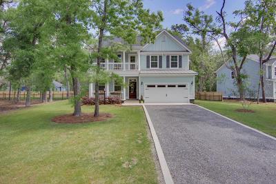 Johns Island Single Family Home For Sale: 2107 Nicholas David Path