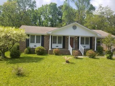 Charleston Single Family Home For Sale: 2233 Pinehurst Avenue