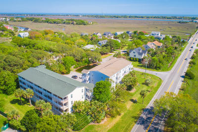 Charleston County Attached For Sale: 2262 Folly Road #1-G