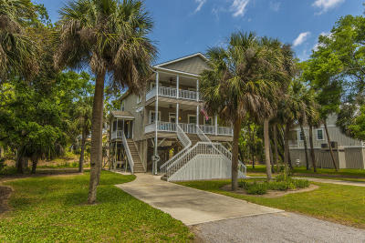 Edisto Beach SC Single Family Home For Sale: $478,000
