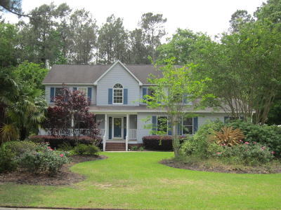 Summerville Single Family Home For Sale: 1111 Trotters Boulevard