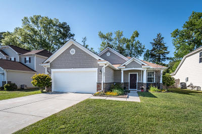 Summerville Single Family Home For Sale: 632 Grassy Hill Road
