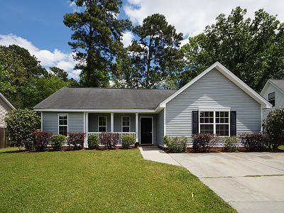 Summerville Single Family Home For Sale: 2220 Sandtuck Circle