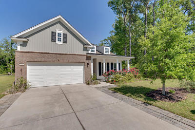 Charleston Single Family Home For Sale: 1628 Pleasant Hill Drive