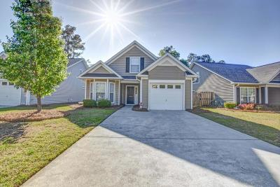 Summerville Single Family Home For Sale: 9292 Ayscough Road