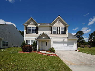 Summerville Single Family Home For Sale: 154 Balsam Circle