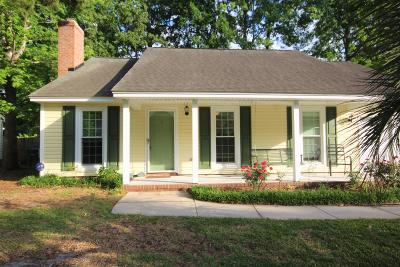Summerville Single Family Home For Sale: 407 Hamlet Road