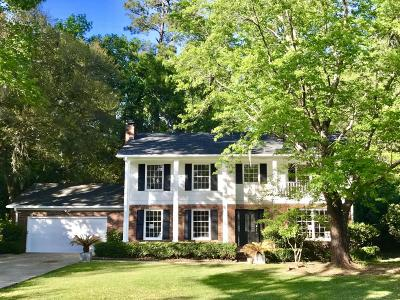 Summerville Single Family Home For Sale: 323 Fairington Drive