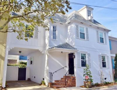 Charleston Single Family Home For Sale: 17 Poulnot Lane