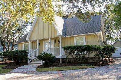 Isle Of Palms Single Family Home For Sale: 3904 Hartnett Boulevard