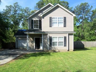 Charleston Single Family Home Contingent: 2515 Wayne Scott Court