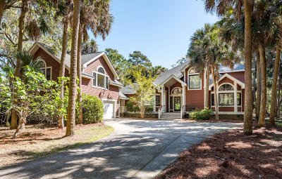 Seabrook Island Single Family Home For Sale: 2528 Otter Lane