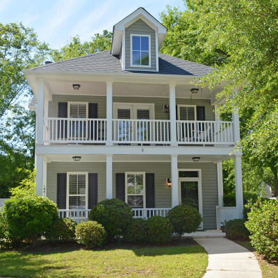 Johns Island Single Family Home Contingent: 1641 Bee Balm Road