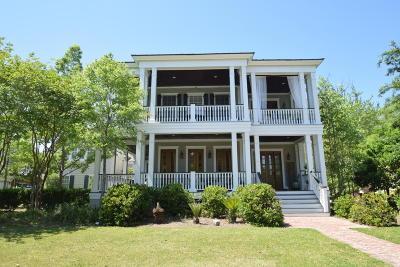 Charleston Single Family Home For Sale: 125 Balfour Drive