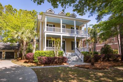 Mount Pleasant Single Family Home For Sale: 257 Indigo Bay Circle