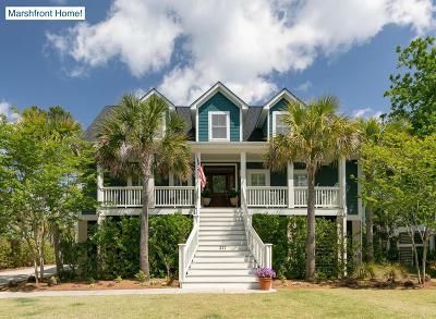 Mount Pleasant Single Family Home For Sale: 217 River Oak Drive