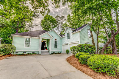 Charleston SC Single Family Home For Sale: $337,500