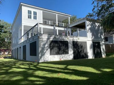 Isle Of Palms Single Family Home For Sale: 3404 Hartnett Boulevard
