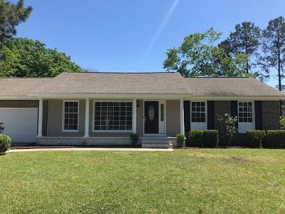 Goose Creek Single Family Home Contingent: 113 Saint Marks Drive