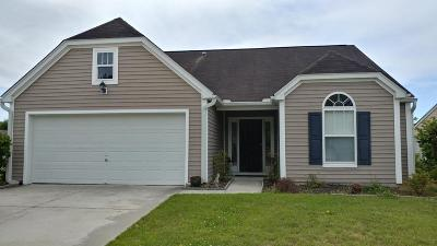 Single Family Home Contingent: 1303 Palm Cove Drive