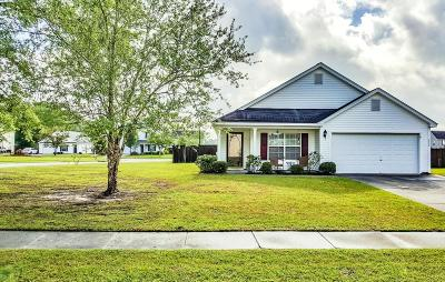 Moncks Corner Single Family Home For Sale: 3000 Maple Leaf Drive