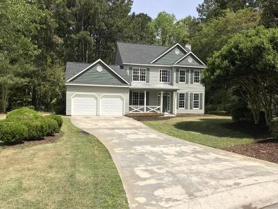 Mount Pleasant SC Single Family Home For Sale: $455,000