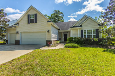 Summerville SC Single Family Home For Sale: $300,000