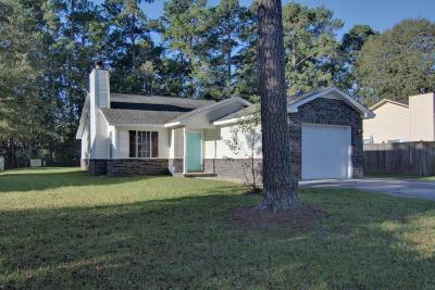 Summerville SC Single Family Home For Sale: $184,900