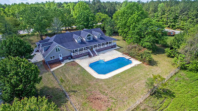 Single Family Home Contingent: 148 Deer Track Lane