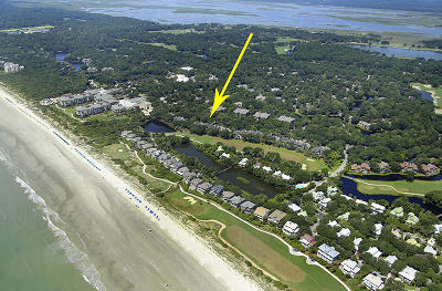 Kiawah Island Attached For Sale: 4989 Green Dolphin Way
