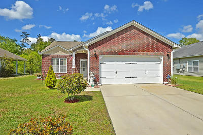 Summerville SC Single Family Home For Sale: $199,900