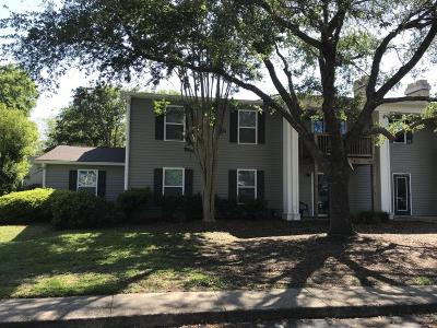 Charleston SC Attached For Sale: $134,900