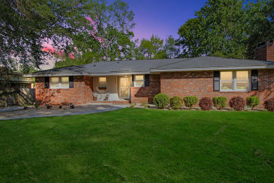 Charleston Single Family Home For Sale: 1760 Somerset Circle