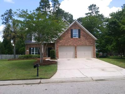 Summerville Single Family Home For Sale: 23 Muirfield Village Court