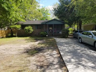 Charleston Single Family Home For Sale: 1551 Acacia Street