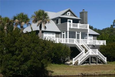 Edisto Island Single Family Home For Sale: 49 Planters Retreat