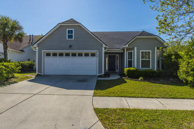Mount Pleasant SC Single Family Home For Sale: $359,000