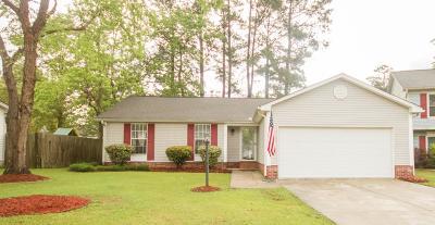 Goose Creek Single Family Home For Sale: 204 Lynton Court