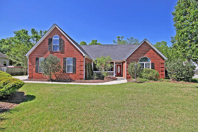 Charleston Single Family Home For Sale: 307 Tayside Court