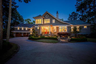 Kiawah Island Single Family Home Contingent: 160 Nicholas Carteret Circle