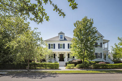 Charleston Single Family Home For Sale: 2401 Daniel Island Drive