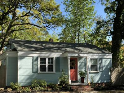 Charleston Single Family Home For Sale: 2124 Edisto Avenue