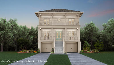 Mount Pleasant Single Family Home Contingent: 1478 Mossy Branch Way
