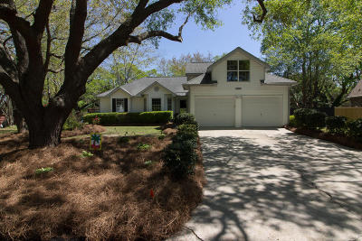 Charleston Single Family Home For Sale: 1125 Lining Court
