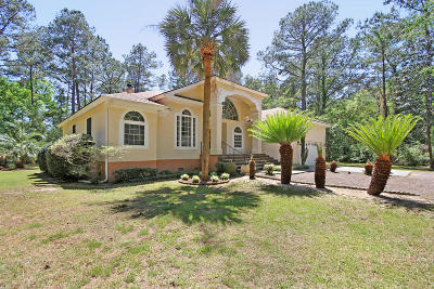 Johns Island Single Family Home For Sale: 3347 River Landing Road