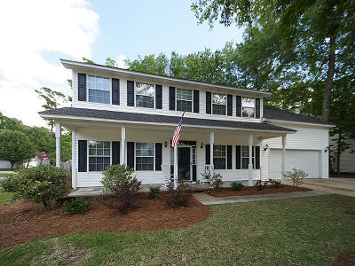Goose Creek Single Family Home Contingent: 101 Adshaw Court