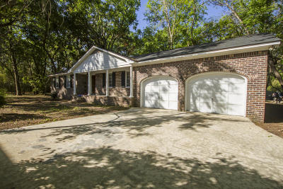Charleston Single Family Home For Sale: 1445 River Front Drive