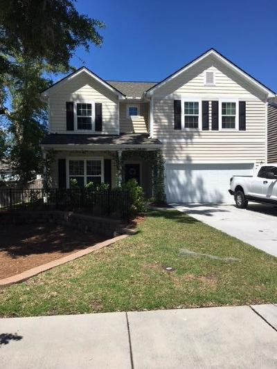 Charleston Single Family Home For Sale: 1609 Pleasant Hill Drive