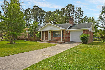 Goose Creek Single Family Home For Sale: 321 Clearwater Drive