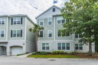 Charleston County Attached For Sale: 60 Fenwick Hall Allee #521